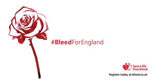 Bleed for England