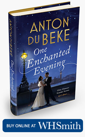 Anton Du Beke's Debut Novel - One Enchanted Evening
