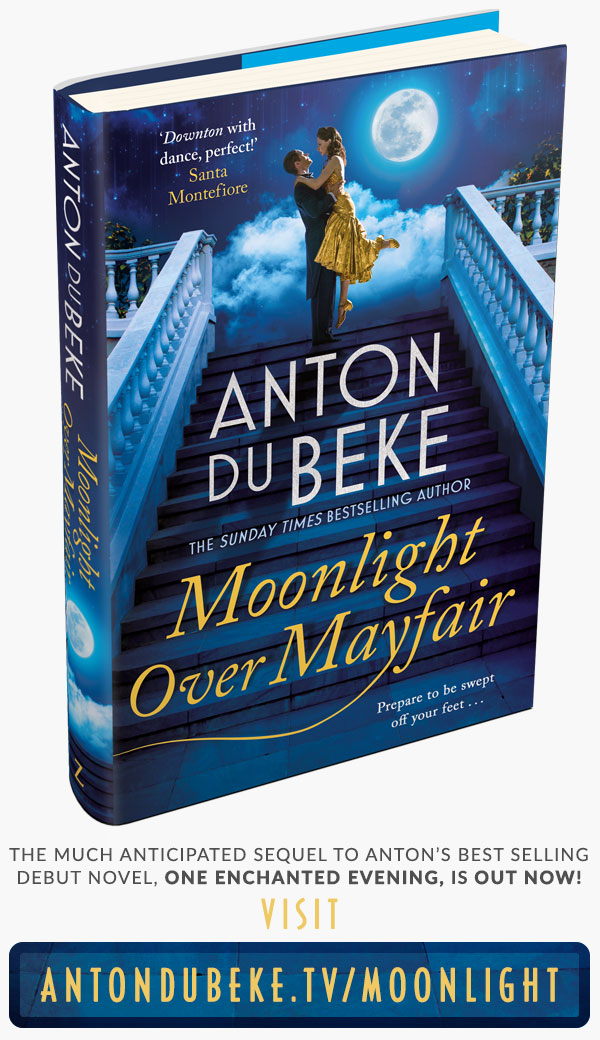 Anton Du Beke's Second Novel - Moonlight Over Mayfair