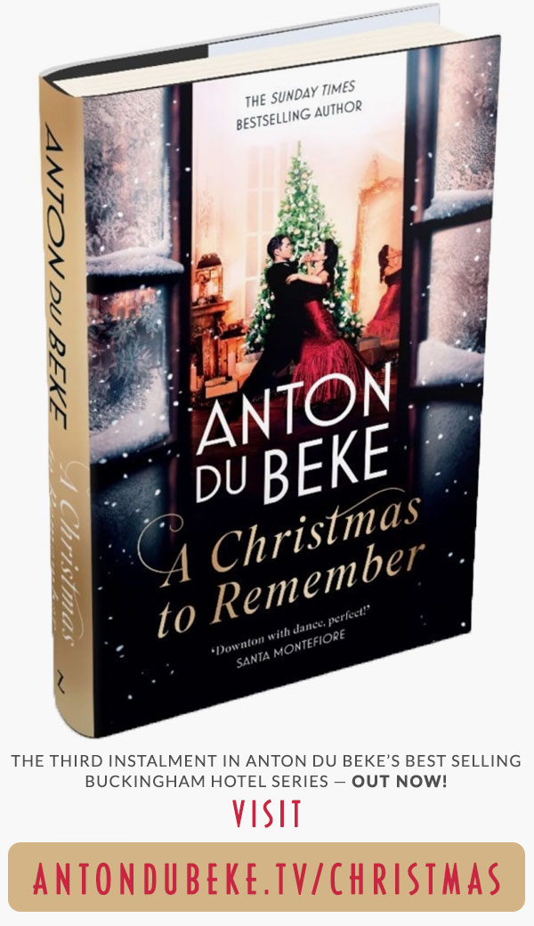 Anton Du Beke's Third Novel - A Christmas to Remember